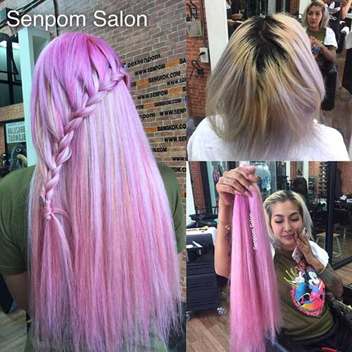 Micro Rings Bangkok Hair Extensions Senpom Hair Salon