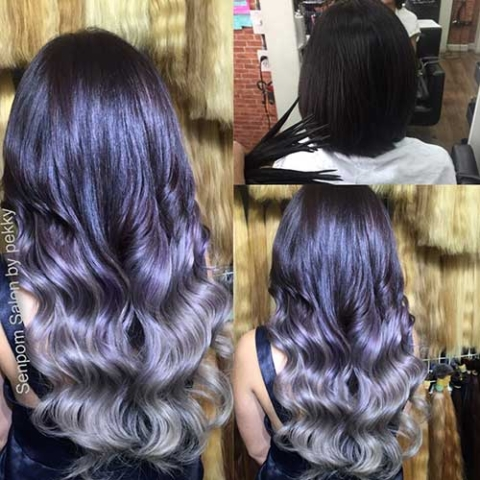 Keratin Fusion Bonds Bangkok Hair Extensions