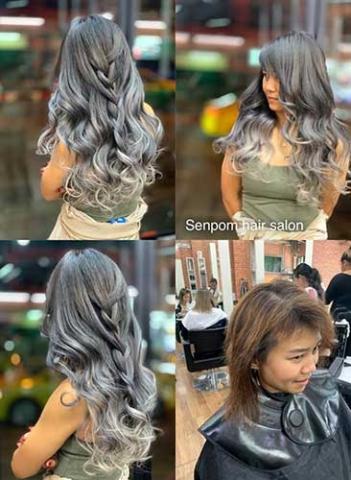 Bangkok Fashion Hair Extensions Hair Color