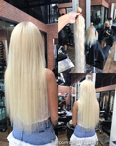 Tangle Free Bangkok Remy Hair Extensions