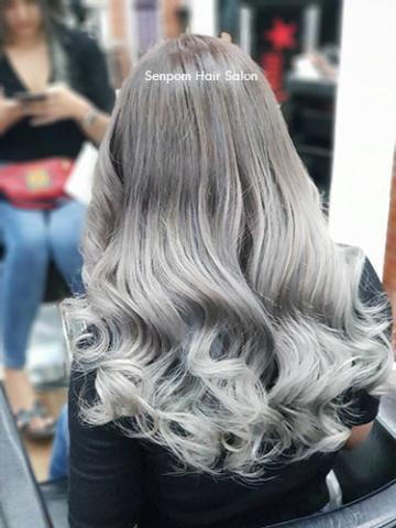 Bangkok Celeb Hair Trendy Balayage