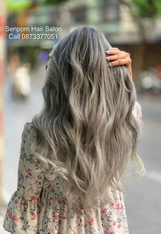 Trendy Bangkok Hair Color