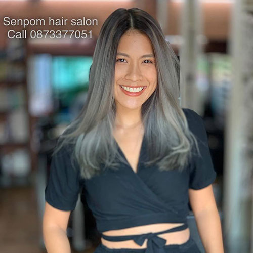 Bangkok Hair Colorist specialist
