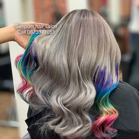 Fashion Hair Color Bangkok