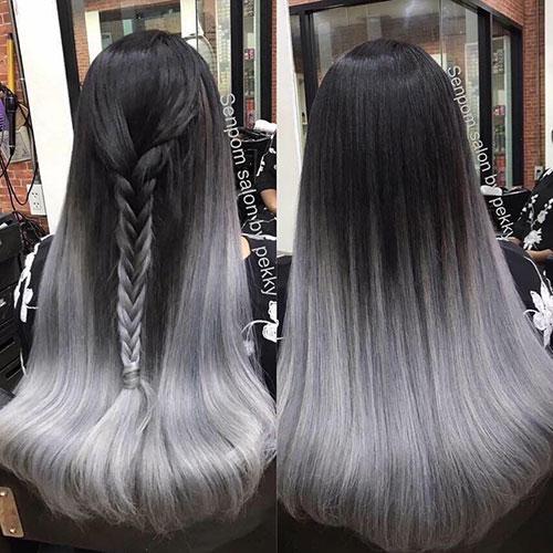 Ombre Hair Color Bangkok