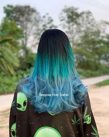 Hair Color Specialist in Bangkok