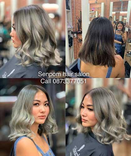 Balayage Hair Salon Bangkok