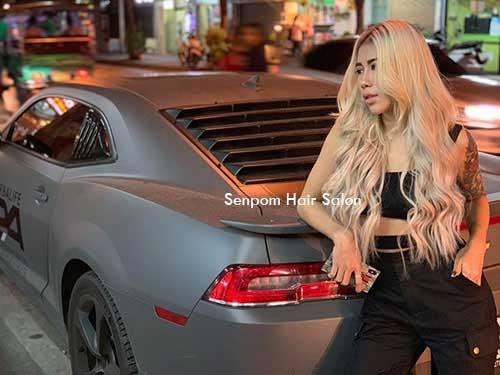 Senpom Hair Salon Bangkok Color Specialist