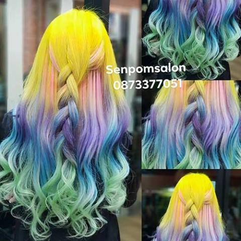 Unicor Fashion Hair Color in Bangkok